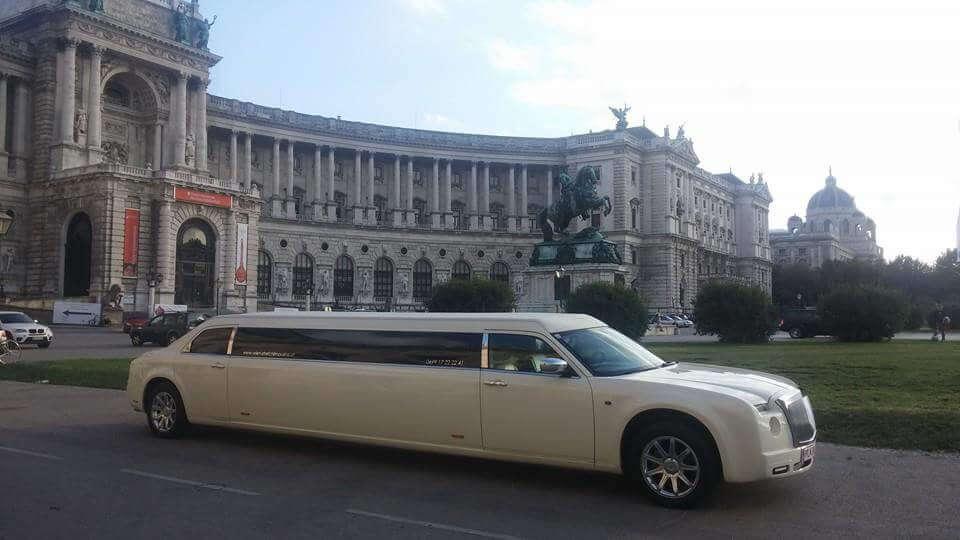 limousinen mieten Wien