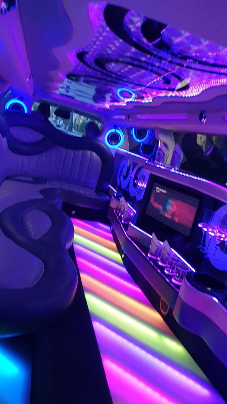 limousine von innen mieten wien